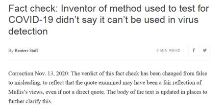 ScreenShot 20210730172916 300x147 - Testele RT PCR nu sunt eficiente, ele vor fi retrase din SUA la sfârșitul anului 2021