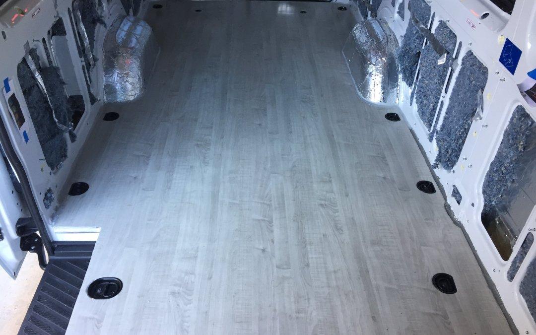 Sprinter Floor