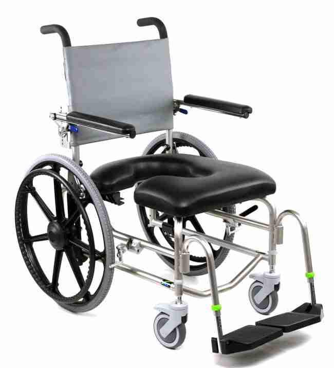 RazSP Rehab Shower Commode Chair  Rehab Shower Commode