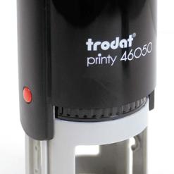 Razítko Trodat Printy 46050, kulaté razítko