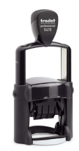 Razítko Trodat 5415 Professional, datumovka, datumové razítko, 4mm, kulaté razítko
