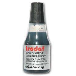Razítková barva Trodat, fialová, 25 ml