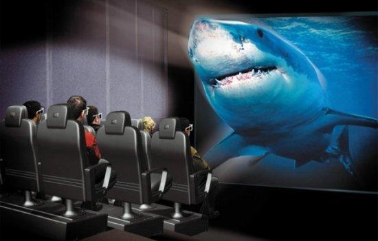 3D în industria cinematografică