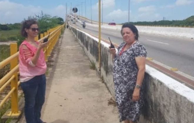 evangélicos salvam pessoas suicídio ponte