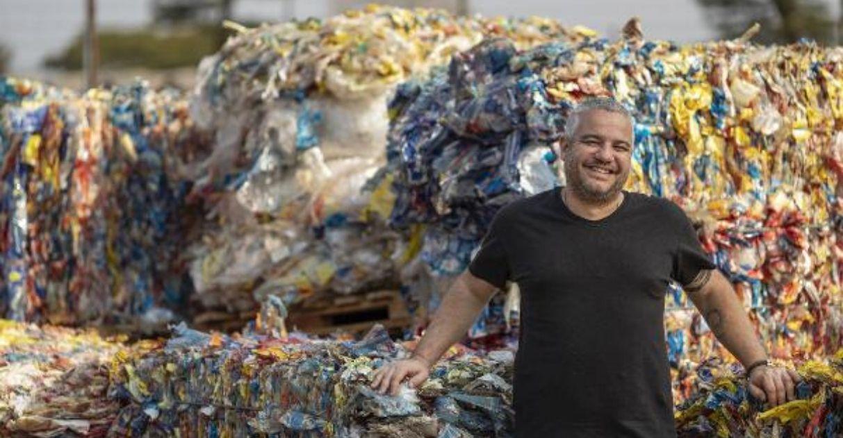 Engenheiro que virou 'lixeiro' cria negócio que revoluciona o mercado da reciclagem