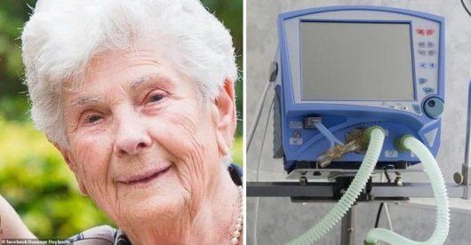 Idosa morre após recusar respirador em prol de pacientes mais ...