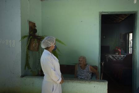 """Idosa de 108 anos abre mão de vacina contra Covid-19: """"prefiro dar para alguém mais novo"""" 2"""