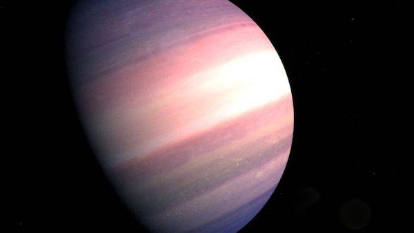 novo planeta descoberto estagiário NASA