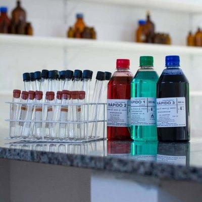 vidrarias laboratório de ciências