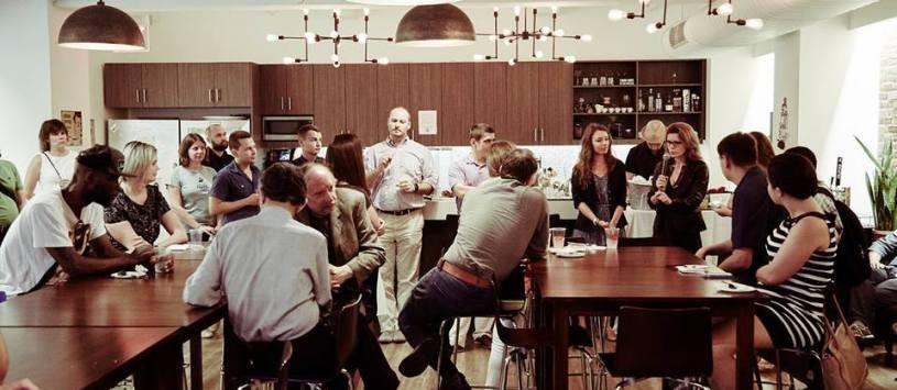 Razom IT presents: Networking in NYC #Big #Smart #Now
