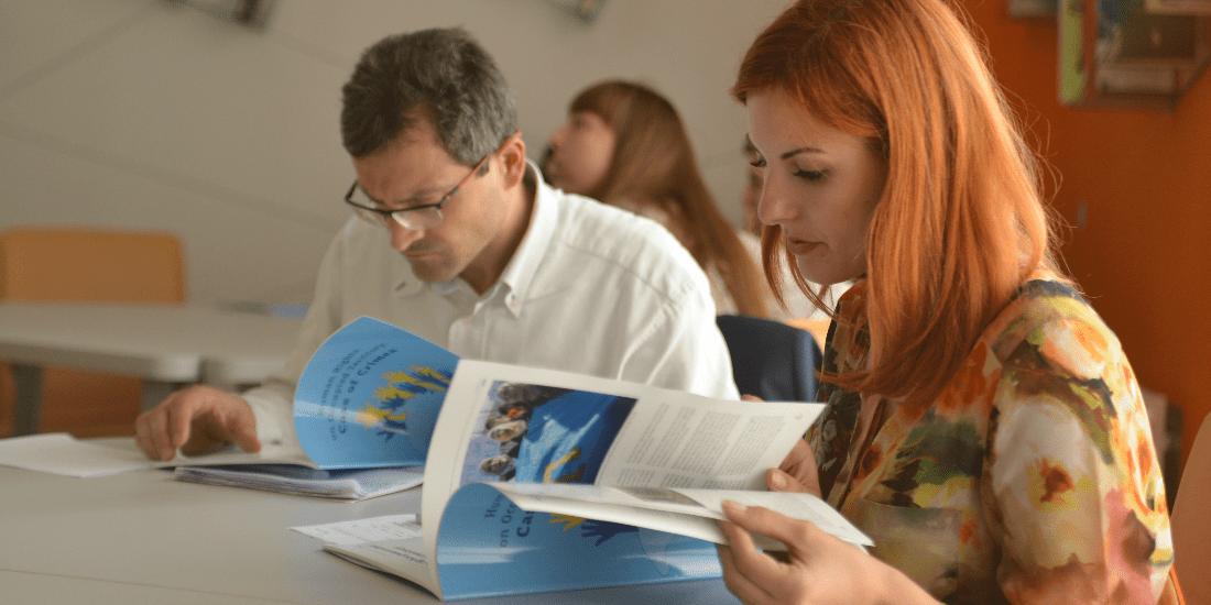 Crimea Report Presentation at UCU