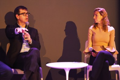 Myron Rabij and Eveline Buchatskiy