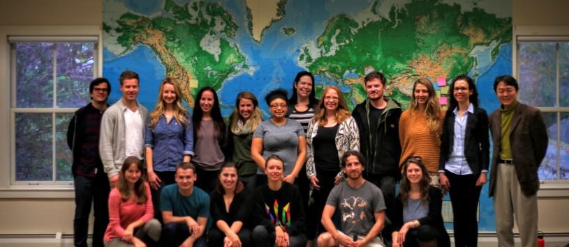 Razom visits SIT Graduate Institute in Vermont