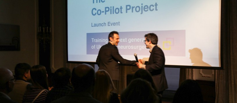 The Co-Pilot Project Launch Event in New York, March 5th 2017