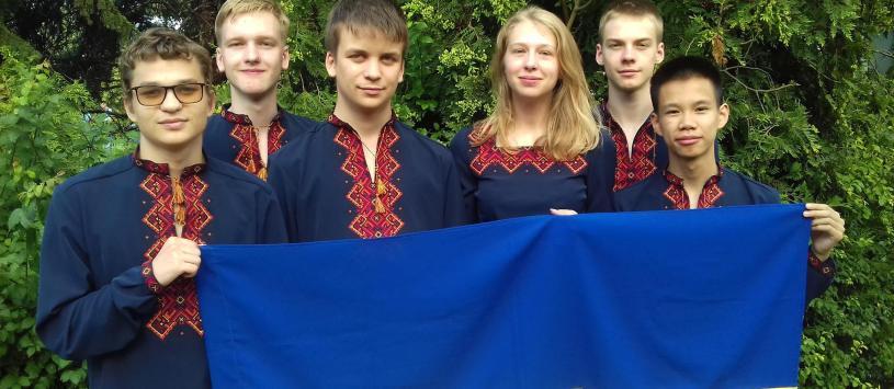 MathOlymp 2018: Young Ukrainian Mathematicians placed 4th – Razom