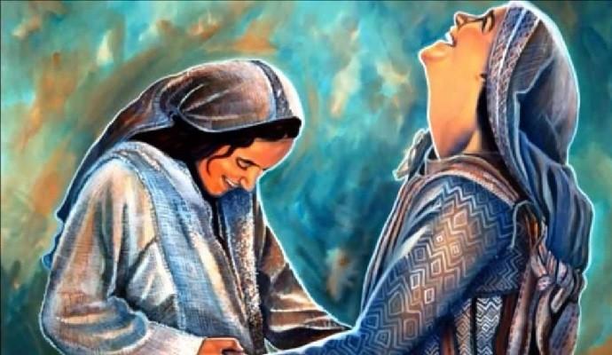 Bendita tú entre las mujeres y bendito el fruto de tu seno» | Razones para  Creer