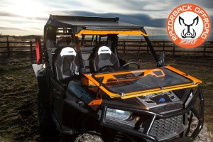 UTV Windshield Glass