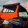 Polaris RZR 900 Rear Sliding Window