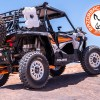 Cargo Storage Rack for Polaris RZR 1000 UTV and Side by Side Rally