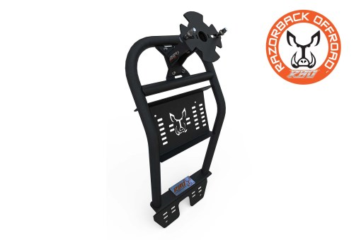 CFMoto Spare Tire Mount Bumper for UTV and Side by Side