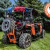 CFMoto ZForce UTV and Side by Side Spare tire mount