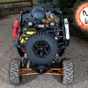 Camping Gear on Polaris RZR 1000 Expedition Rack