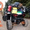 Polaris Camping Gear Rack