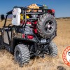 Polaris Ranger Cargo Rack
