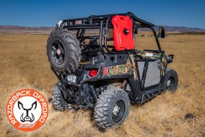Polaris Ranger With RotoPaX