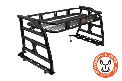 Polaris General 1000 sherpa GP-General Purpose Rack Powdercoat-Black
