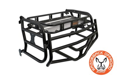 Polaris 570-800 Expedition Cargo Rack Powdercoat-Black Accessories for UTV and Side by Side