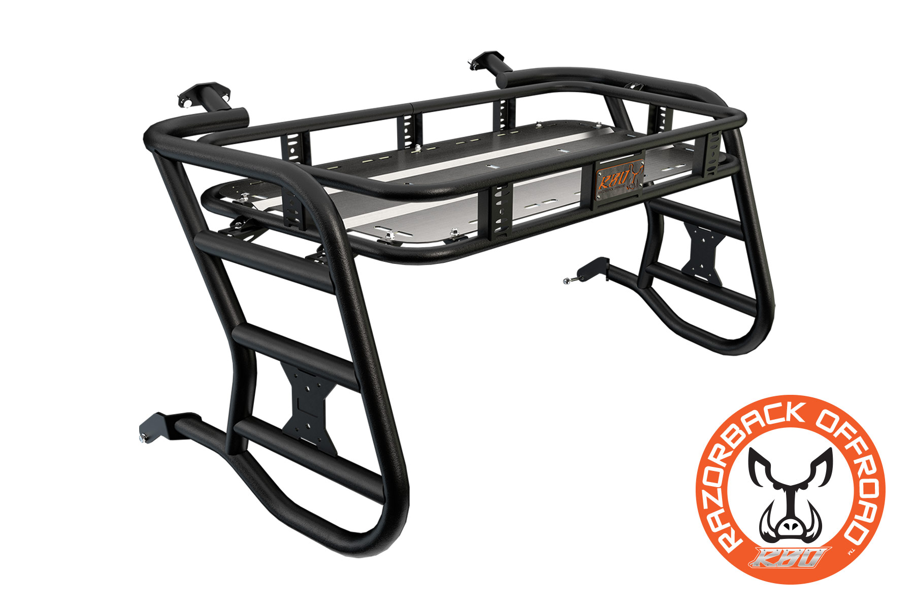 Polaris Rzr 900 Sherpa Rack