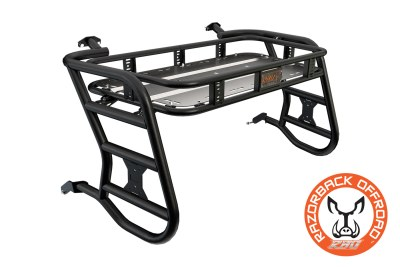 Polaris 900 Sherpa Cargo Rack Powdercoat-Black Accessories for UTV and Side by Side