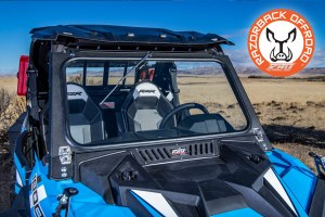 ranger glass windshield