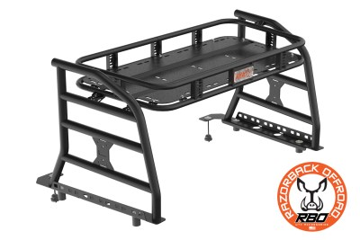 Rear Cargo Rack for the Polaris General 1000 UTV and Side by Side third party Accessories