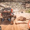 UTV Trail Riding in Moab Utah with the Can-Am Maverick Storage and Cargo Rack