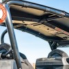 Cab console in the Polaris RZR XP Turbo S 4 seater side by side with other accessories