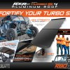 How it works graphic for Aluminum Roof for the RZR Turbo S Custom Accessories