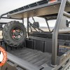 Razorback Offroad Can-Am Defender Utility Cargo Rack Spare Tire Mount