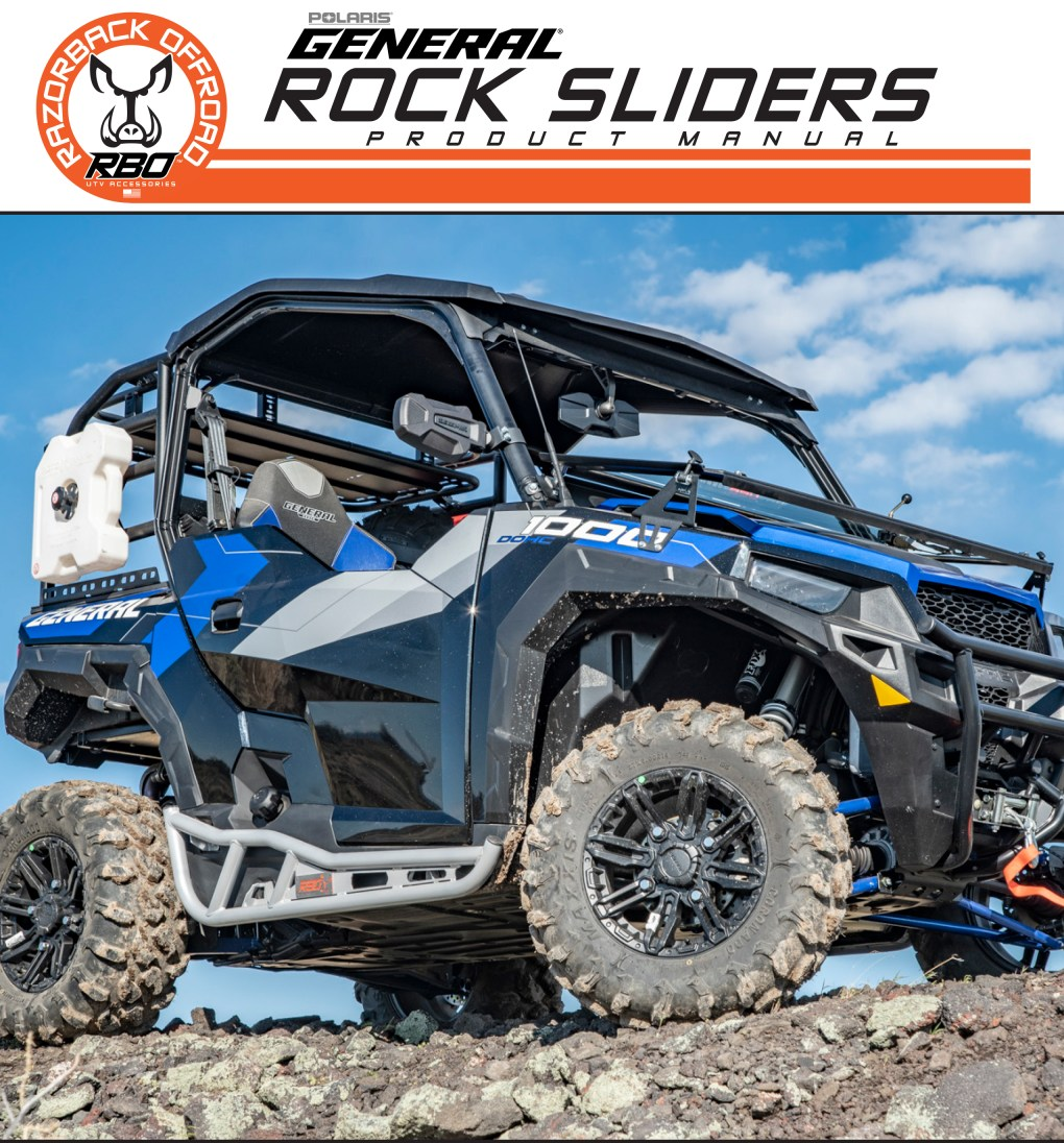 RBO-Polaris-General-Rock-Sliders-Product-Manual-RBO0186-1