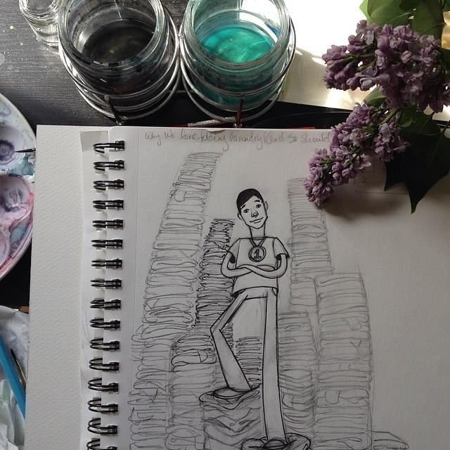 TheLaunderedSketch