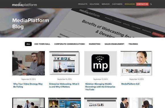 Mediaplatform New Site Blog Archive