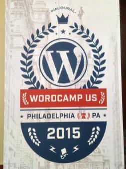 WordCamp US 2015 Poster
