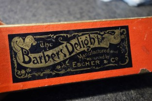 Escher & Co. Barbers Delight No.2_001