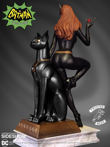Tweeterhead DC 1966 Batman Julie Newmar Catwoman Ruby