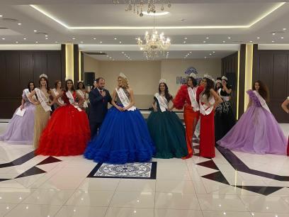 Miss Belgium Phaedra Declercq Winner