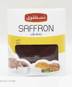 Safran iranien