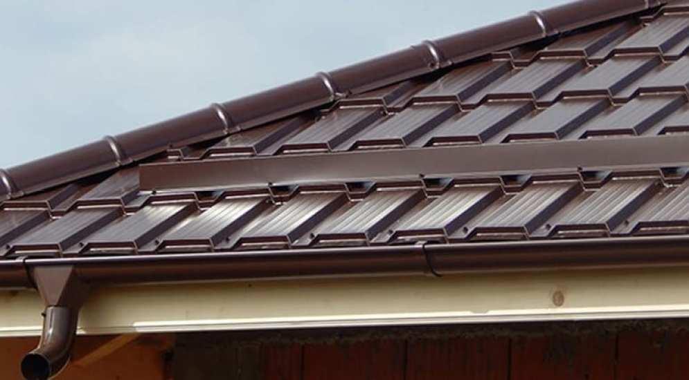 Tigla metalica pentru acoperis