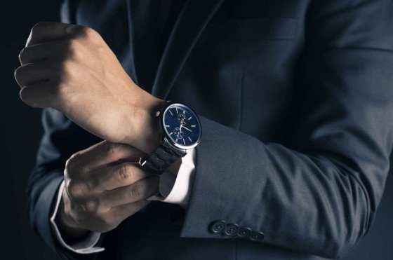 Bărbații și ceasurile lor