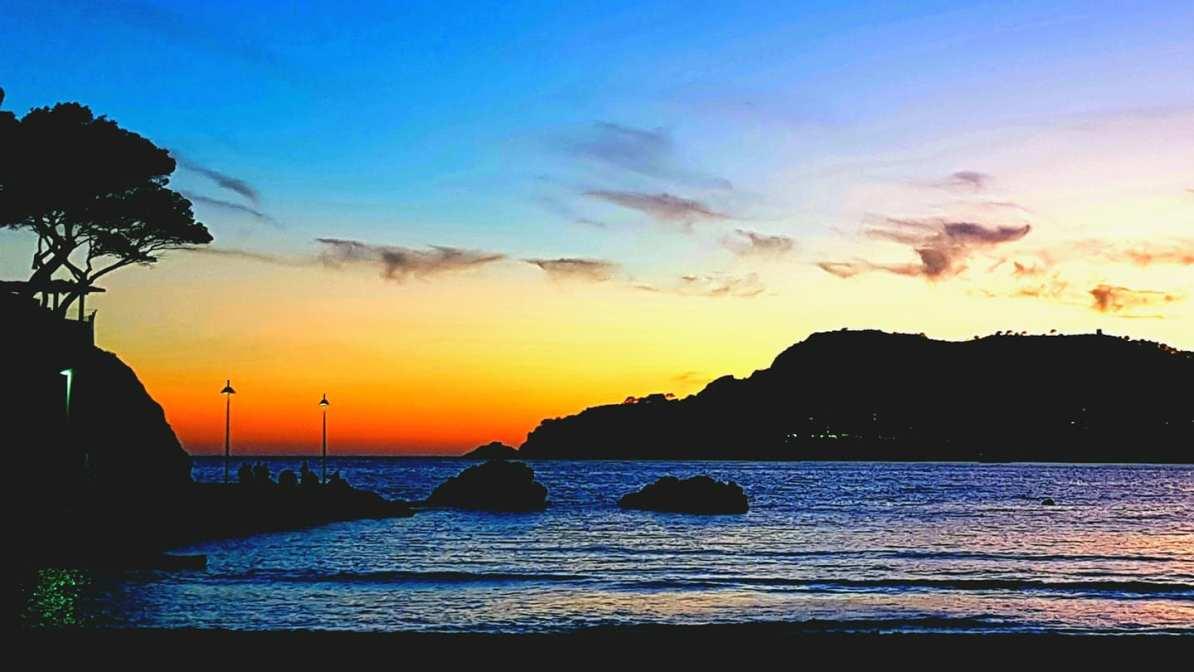 Apus de soare in Mallorca